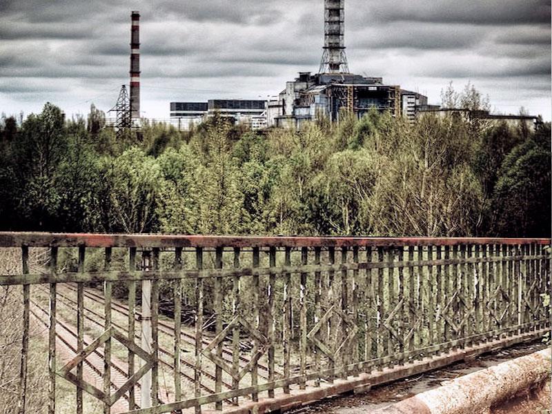 Chernobyl, il ponte della morte