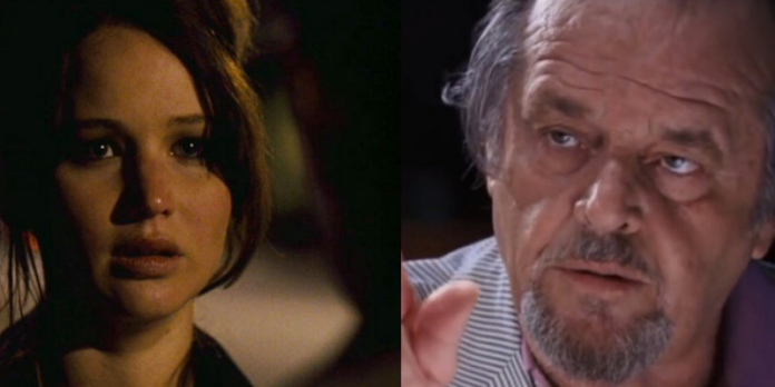 Jack Nicholson, Jennifer Lawrence