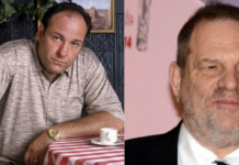 James Gandolfini, Harvey Weinstein
