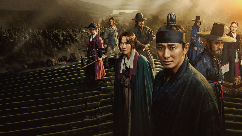 Kingdom: una serie tv coreana che mescola storia e fantasy