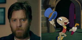 Pinocchio, Ewan McGregor