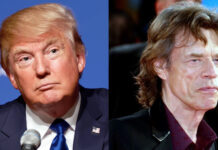 donald trump rolling stones mick jagger you cant always get what you want