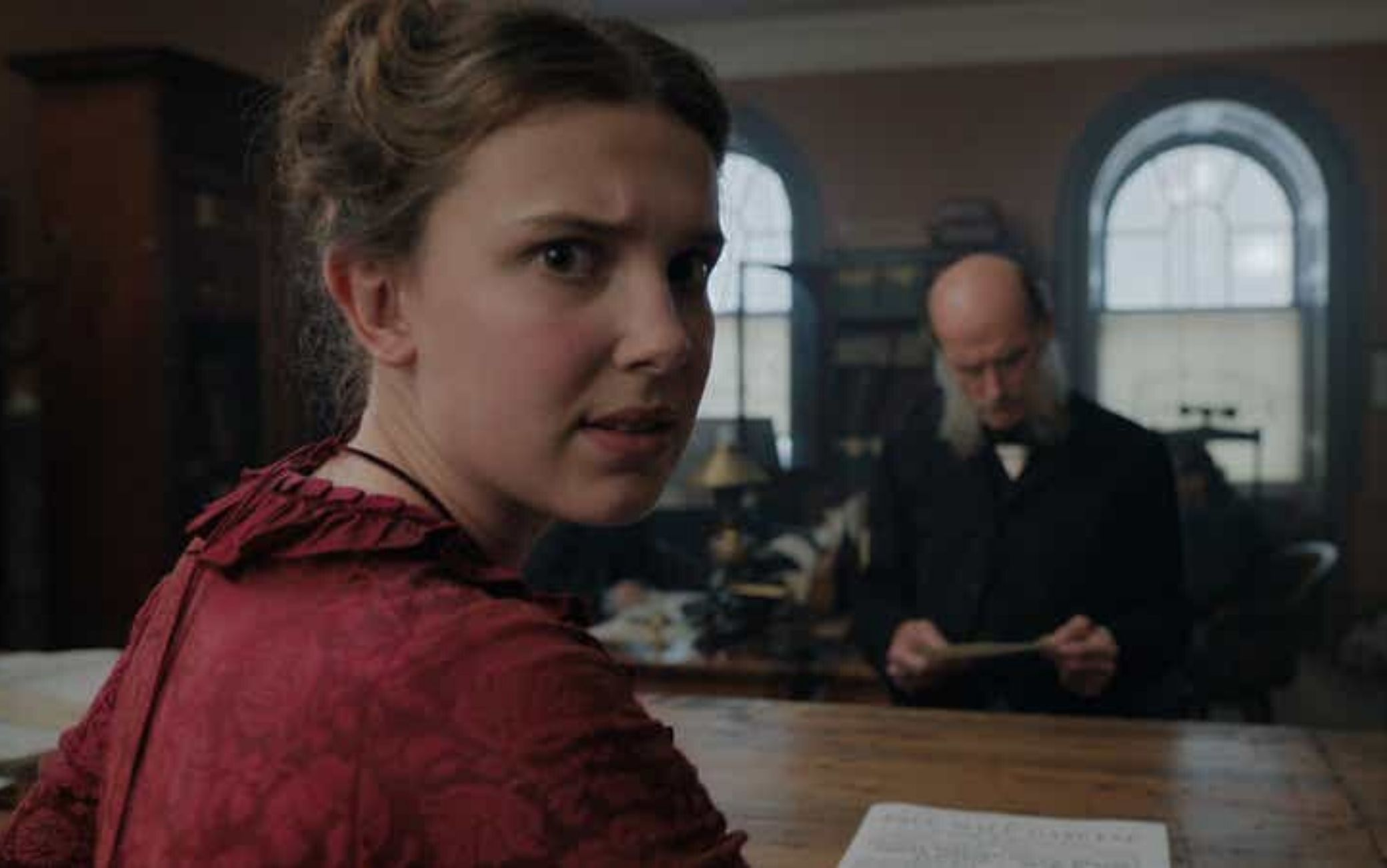 Enola Holmes - L'estate di Conan Doyle fa causa a Netflix