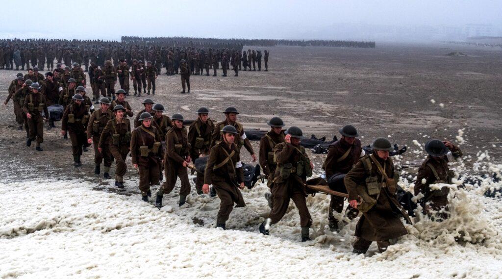 Dunkirk, film da vedere su Netflix
