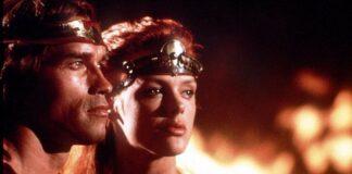 Arnold Schwarzenegger brigitte nielsen