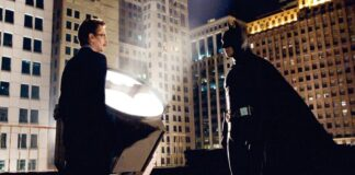 batman, gordon