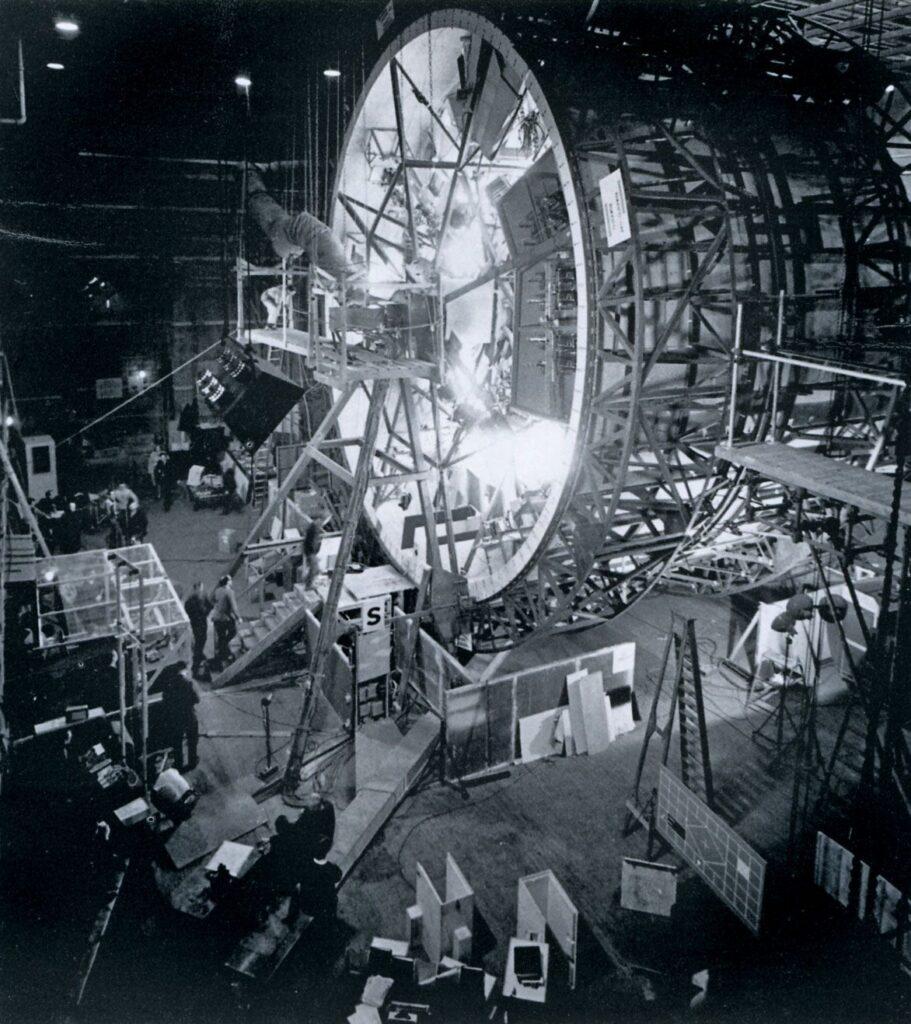 making of 2001: Odissea nello spazio