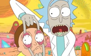 offerte amazon Rick & Morty
