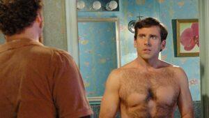 40 anni vergine scena depilazione Steve Carell