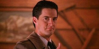 Agente cooper, twin peaks
