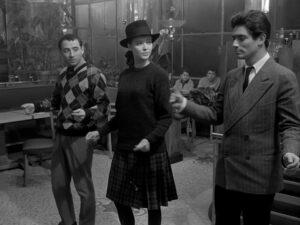 bande a part, film cult, tarantino