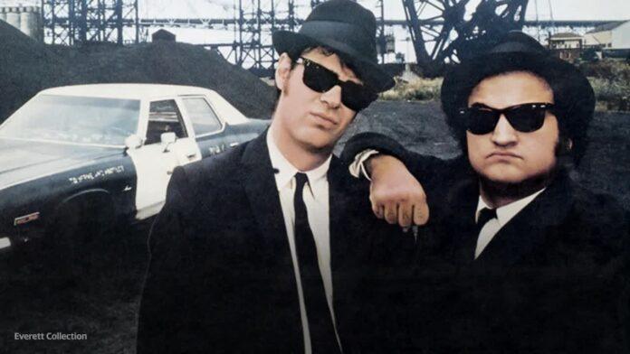 The Blues, Brothers, Blues Brothers, Dan Aykroyd, cocaina, John Landis, John Belushi, dipendenza, morte