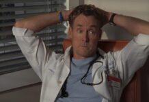 Dottor cox, che fine ha fatto, john mcginley, oggi, scrubs