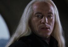 Jason Issacs, Lucius Malfoy, droga, Harry Potter