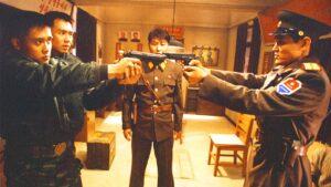 Joint security area thriller preferiti Quentin Tarantino