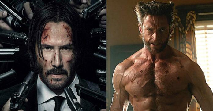 Keanu Reeves, Wolverine, Hugh Jackman