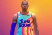space jam 2, a new legacy, lebron james
