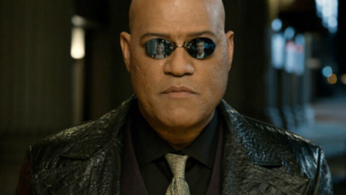Matrix 4, Laurence Fishburne, Morpheus,