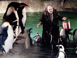 batman returns pinguino