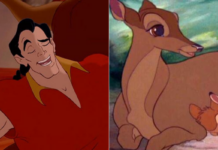 gaston bambi