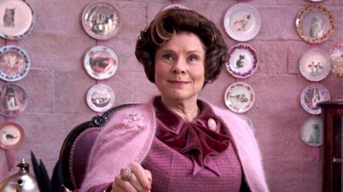 harry potter, dolores umbridge, Imelda Staunton
