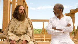 Un'impresa da Dio Steve Carell Morgan Freeman