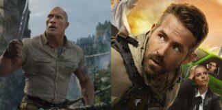 the rock Ryan Reynolds attori pagati
