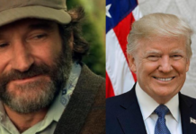 robin williams donald trump