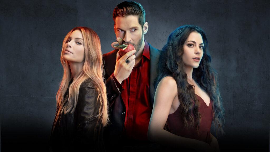 Lucifer, recensione della serie tv Netflix. Chole, Lucifer e Eva, stagione tre di Lucifer