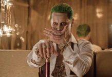 suicide squad joker, justice league
