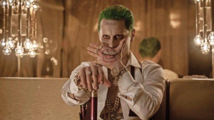 suicide squad joker, justice league