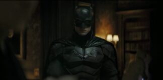 the batman, trailer, robert pattinson
