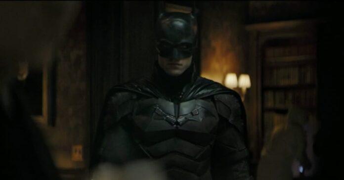 the batman, trailer, robert pattinson