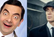Peaky Blinders, Hitler, Rowan Atkinson