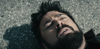Karl Urban in The Boys Season 2