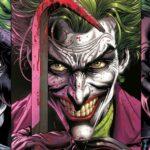 Batman: Three Jokers - Tre Joker
