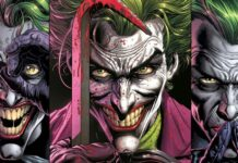 Batman: Three Jokers - Tre Joker