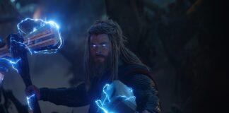 avengers endgame, thor, stormbreaker