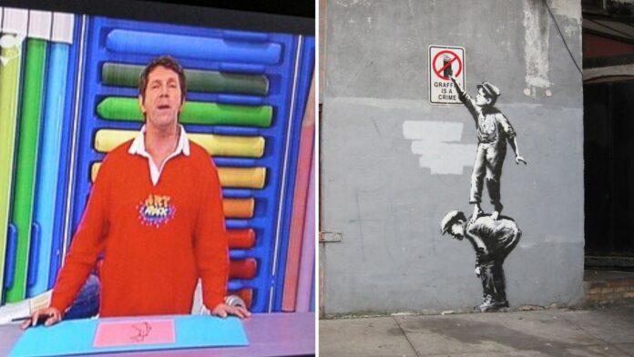 Neil e Banksy