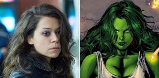 She- Hulk Tatiana Maslany