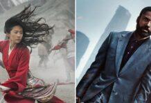 Mulan vs Tenet