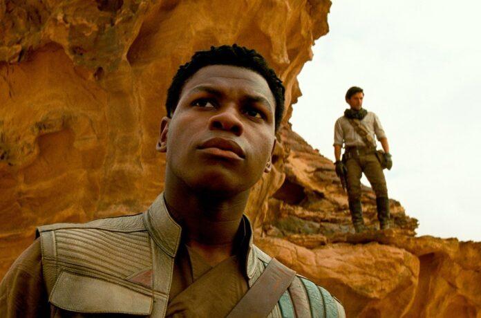 FINN Star Wars John BOyega