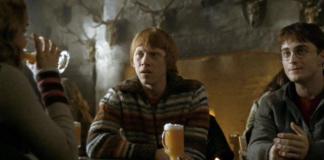 harry potter, burrobirra