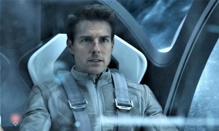 Tom cruise nello spazio