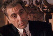 il padrino 3, al pacino, michael corleone