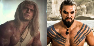 jason momoa, the wticher, henry cavill