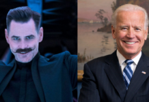 jim carrey joe biden