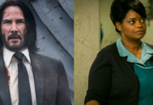 keanu reeves, octavia spencer
