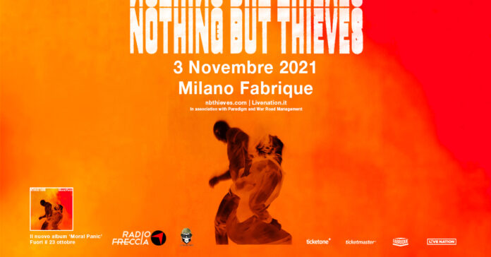 Nothing But Thieves a Milano