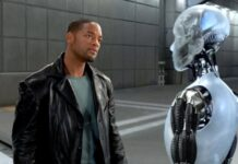 will smith, io robot